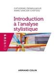 Catherine Fromilhague et Anne Sancier-Château - Introduction à l'analyse stylistique - Méthode et applications.