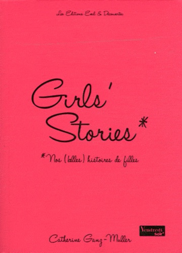 Girls' stories Tome 1
