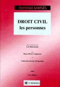 Catherine Garnier-Desgeorges et Marie-Pierre Camproux - .