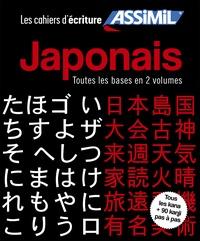 Catherine Garnier - Japonais - Toutes les bases en 2 volumes.