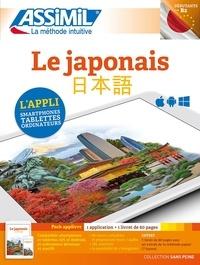 Le japonais Débutants & faux-débutants B2- Pack applivre : 1 application et 1 livret de 60 pages - Catherine Garnier | Showmesound.org