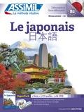 Catherine Garnier et Toshiko Mori - Superpack Le japonais - Contient 1 clé USB. 5 CD audio