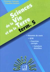 Catherine Gaston-Mathé et Helder Câmara - Sciences de la vie et de la terre, bac S.