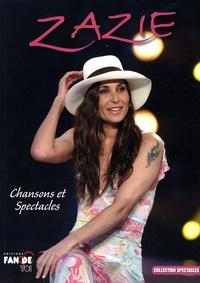 Catherine Gérald - Zazie - Chansons et spectacles.