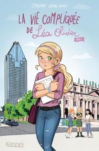Catherine Girard-Audet - La vie compliquée de Léa Olivier Duo 1 : Tome 1, Perdue ; Tome 2, Rumeur.