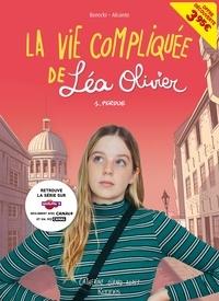 Catherine Girard Audet et Ludo Borecki - La Vie compliquée de Léa Olivier T01 - Perdue - Version BD.