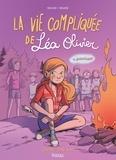 Catherine Girard-Audet et  Alcante - La vie compliquée de Léa Olivier Tome 4 : Angoisses.