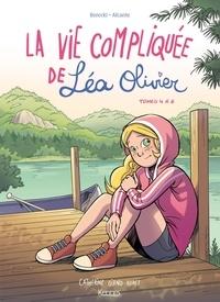 Catherine Girard-Audet et  Alcante - La vie compliquée de Léa Olivier Tomes 4 à 6 : .
