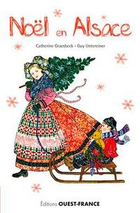 Catherine Graesbeck et Guy Untereiner - Noël en Alsace.