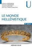 Catherine Grandjean et Geneviève Hoffmann - Le monde hellénistique - 2e éd..