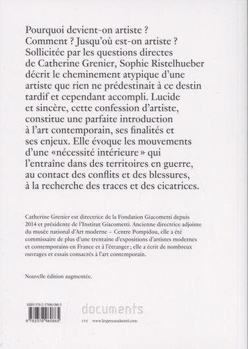 Sophie Ristelhueber. La guerre intérieure 2e édition revue et augmentée