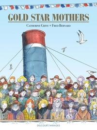 Catherine Grive - Gold Star Mothers.