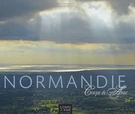 Catherine Grive et Sophie de Paillette - Normandie Corps & Ame.