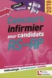 Catherine Guilbert-Laval et Alain Ramé - Concours infirmier pour candidats AS-AP.