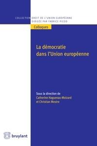 Catherine Haguenau-Moizard et Christian Mestre - La démocratie dans l'Union européenne.