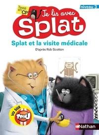Catherine Hapka - Splat et la visite médicale.