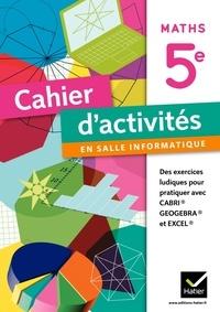 Catherine Henrion - Maths et géométrie 5e - Activités en salle informatique.