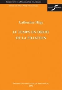 Accentsonline.fr Le Temps en droit de la filiation Image