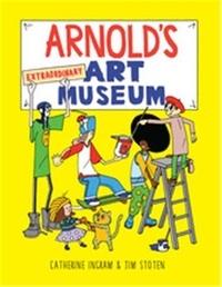 Catherine Ingram - Arnold's extraordinary art museum.