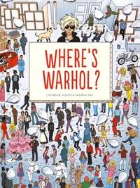 Catherine Ingram et Andrew Rae - Where's Warhol ?.