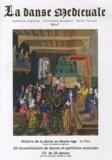 Catherine Ingrassia et Christophe Deslignes - La danse médiévale - Volume 2, Histoire de la danse au Moyen Age : la fête, 20 reconstitutions de danses et partitions musicales. 1 CD audio
