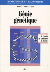 Catherine Jacoty et Daniel Loncle - Génie génétique.