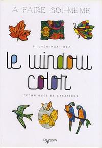 Catherine Jacq-Martinez - Le window color.