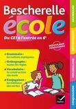 Catherine Jardin - Bescherelle école du CE1 à l'entrée en 6e - Grammaire, orthographe, vocabulaire, conjugaison.