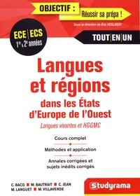 Histoiresdenlire.be Langues et régions dans les Etats d'Europe de l'Ouest - ECE/ECS 1re & 2e années Image