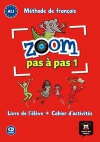 Galabria.be Zoom pas à pas 1 A1.1 Méthode de français Image