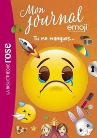 Catherine Kalengula - Emoji TM mon journal 11 - Tu me manques....