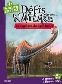 Catherine Kalengula - Le mystère du Diplodocus - Premières lectures.