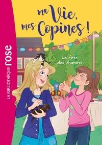 Ebooks en ligne gratuitement sans téléchargement Ma Vie, mes Copines ! Tome 4 en francais
