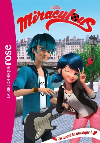 Miraculous Tome 14 Poche