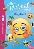 Catherine Kalengula et Audrey Thierry - Mon journal emoji Tome 1 : Moi, jalouse ?.