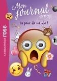 Catherine Kalengula et Audrey Thierry - Mon journal emoji Tome 2 : La peur de ma vie !.