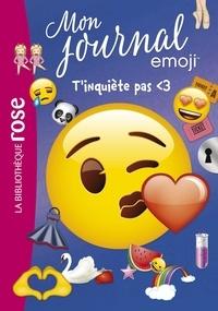 Galabria.be Mon journal emoji Tome 7 Image