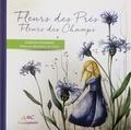 Catherine Kembellec et  Princesse Bénédicte de Grèce - Fleurs des prés, fleurs des champs.