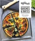 Catherine Kluger et Delphine de Montalier - Quiches & Tartes - 100 recettes.