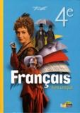 Catherine Lachnitt - Français 4e - Manuel de l'élève.