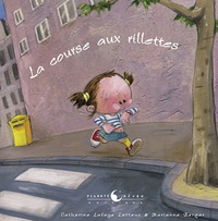 Catherine Lafaye-Latteux et Marianne Berger - La course aux rillettes.