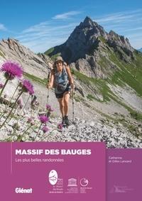 Catherine Lansard et Gilles Lansard - Massif des Bauges - Les plus belles randonnées.