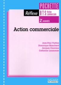 Catherine Laumonier et Jean-Paul Vuitton - Action commerciale, 2e année.