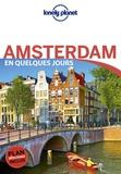 Catherine Le Nevez et Abigail Blasi - Amsterdam en quelques jours. 1 Plan détachable