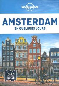Catherine Le Nevez et Kate Morgan - Amsterdam en quelques jours. 1 Plan détachable