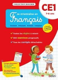 Deedr.fr Je m'entraîne en Français CE1 - 7-8 ans Image