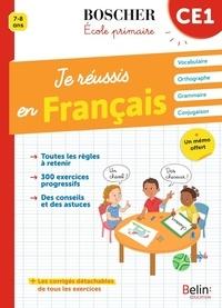 Catherine Le Roux et Véronique Schwab - Je réussis en français CE1.