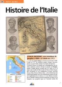 Checkpointfrance.fr Histoire de l'Italie Image