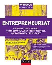 Catherine Léger-Jarniou et Gilles Certhoux - Entrepreneuriat.