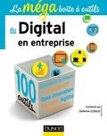 Catherine Lejealle - La méga boîte à outils du Digital en entreprise.